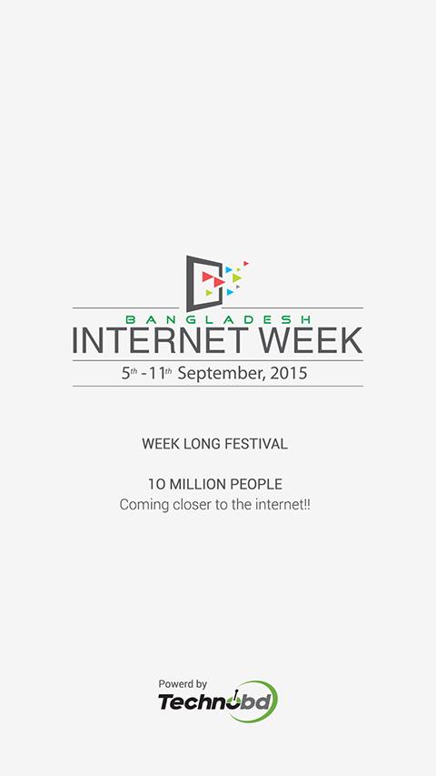 Bangladesh Internet Week