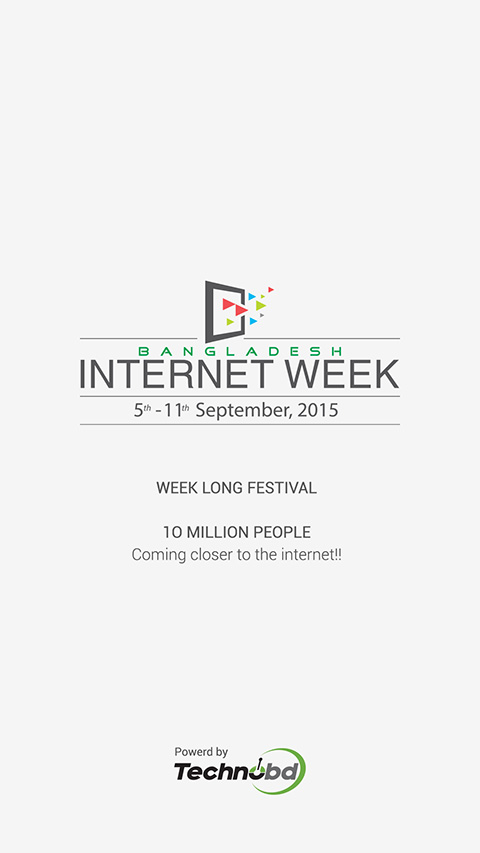 Bangladesh Internet Week